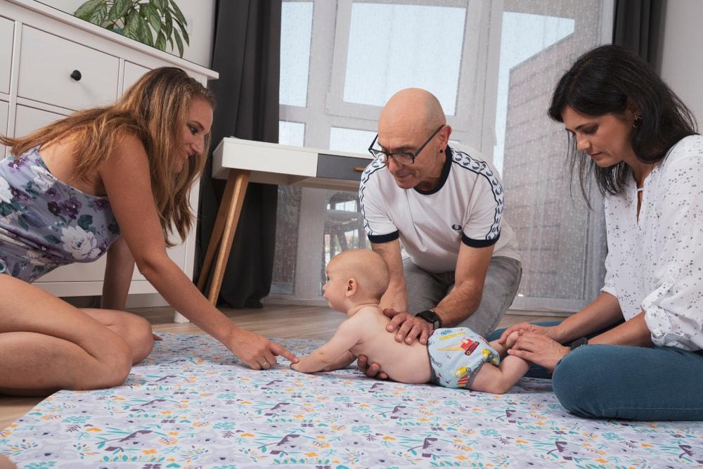 kisbaba oszteopátiás kezelés