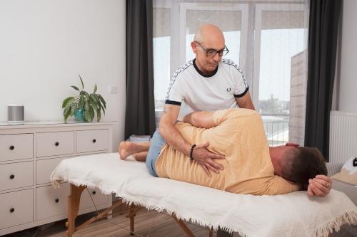 Felnőtt oszteopátiás kezelés