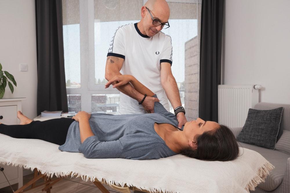 Sportolók oszteopátiás vizsgálata és kezelése
